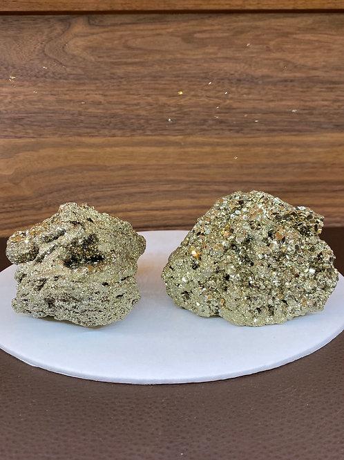 Pyrite Specimen - Peru
