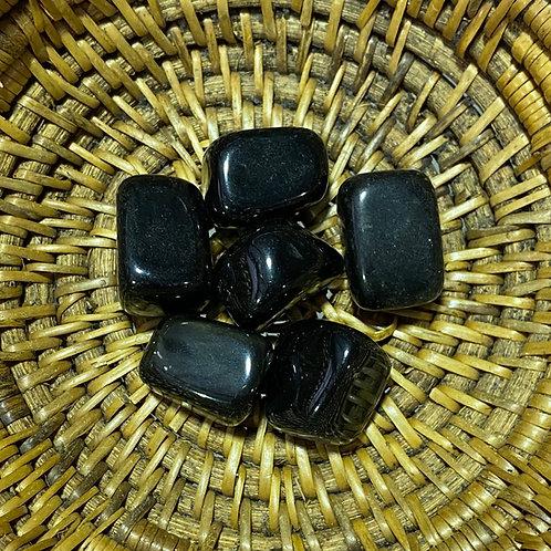 Obsidian (Tumbled)