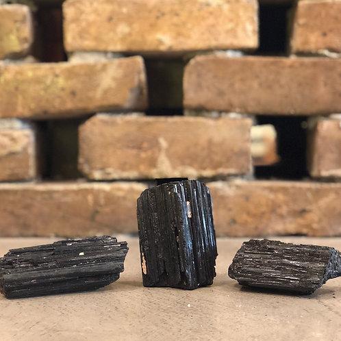Black Tourmaline Specimen - Brazil