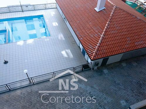 piscina na área comum