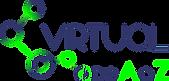 Logomarca da empresa Virtual de A a Z