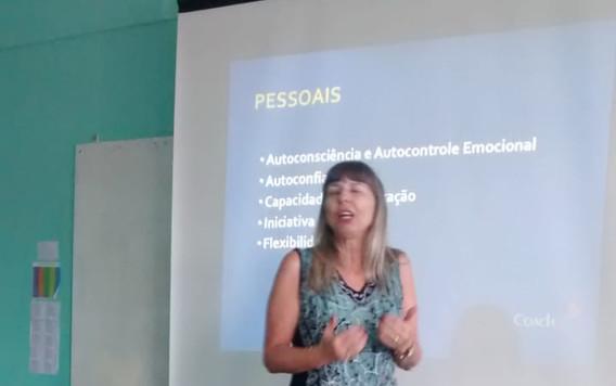 Marilda Izzo Coach em palestra