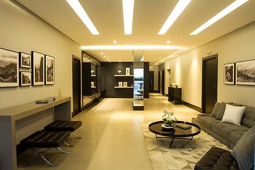 Apartamento 2 dorms - 1 suite - ref.: NS025-A