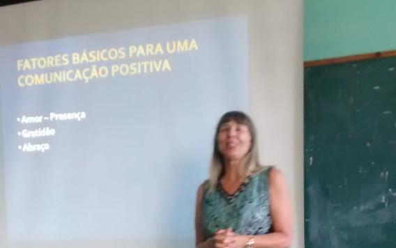 Marilda Izzo Coach convidada a dar palestra