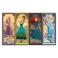 Four Seasons of Princesses