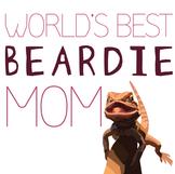 Beardie Mom
