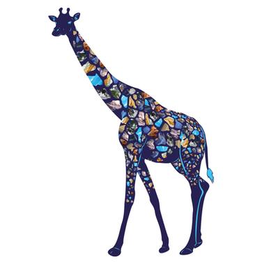 Cosmic Space Giraffe