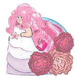 Watercolor Rose Quartz