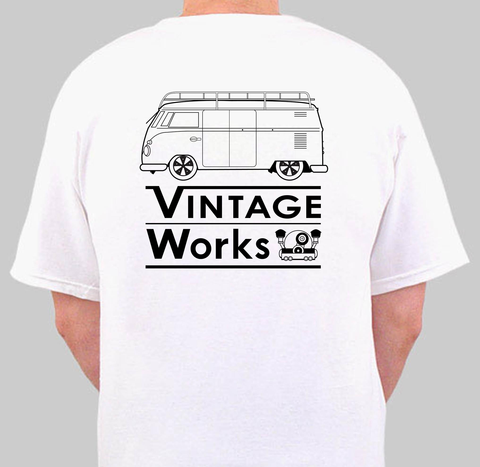 Vintage Works shirt