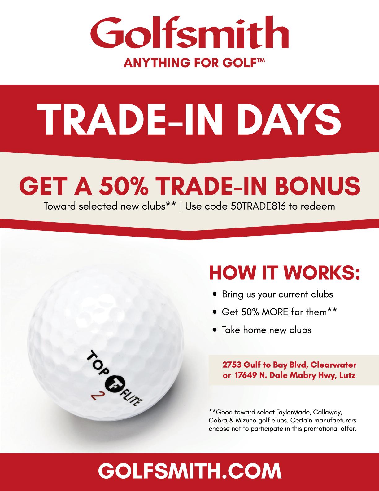 Golfsmith Ad