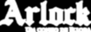 Logotipo Arlock - um conto de Ellora