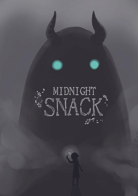 Midnight Snack_海報