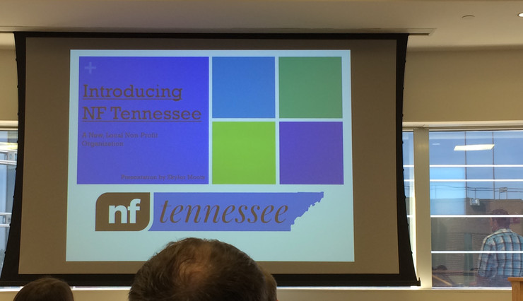 NF Tennessee's Presentation at the NF Symposium