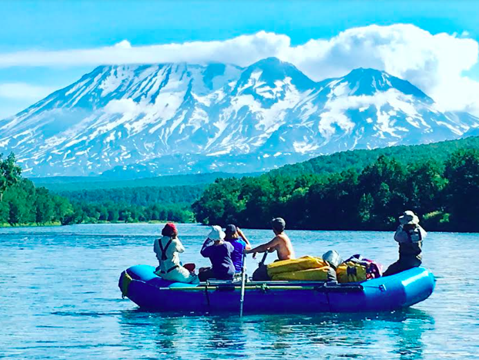 Kamchatka Wildernes Float Trip