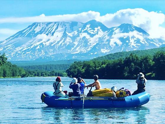 Kamchatka. Alaska 200 Years Ago.