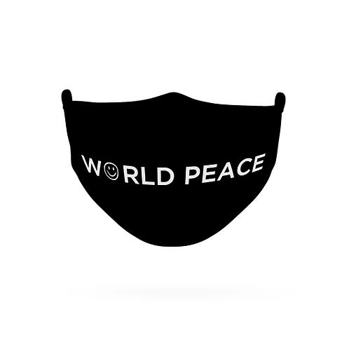 WORLD PEACE FACE MASK