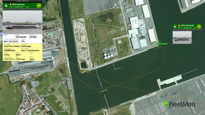 Несчастный случай с двумя членами экипажа танкера MTS VIVALDI