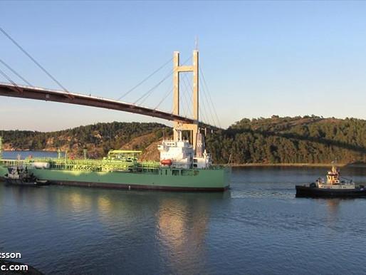 На борту танкера погиб 1 человек и трое в критическом состоянии
