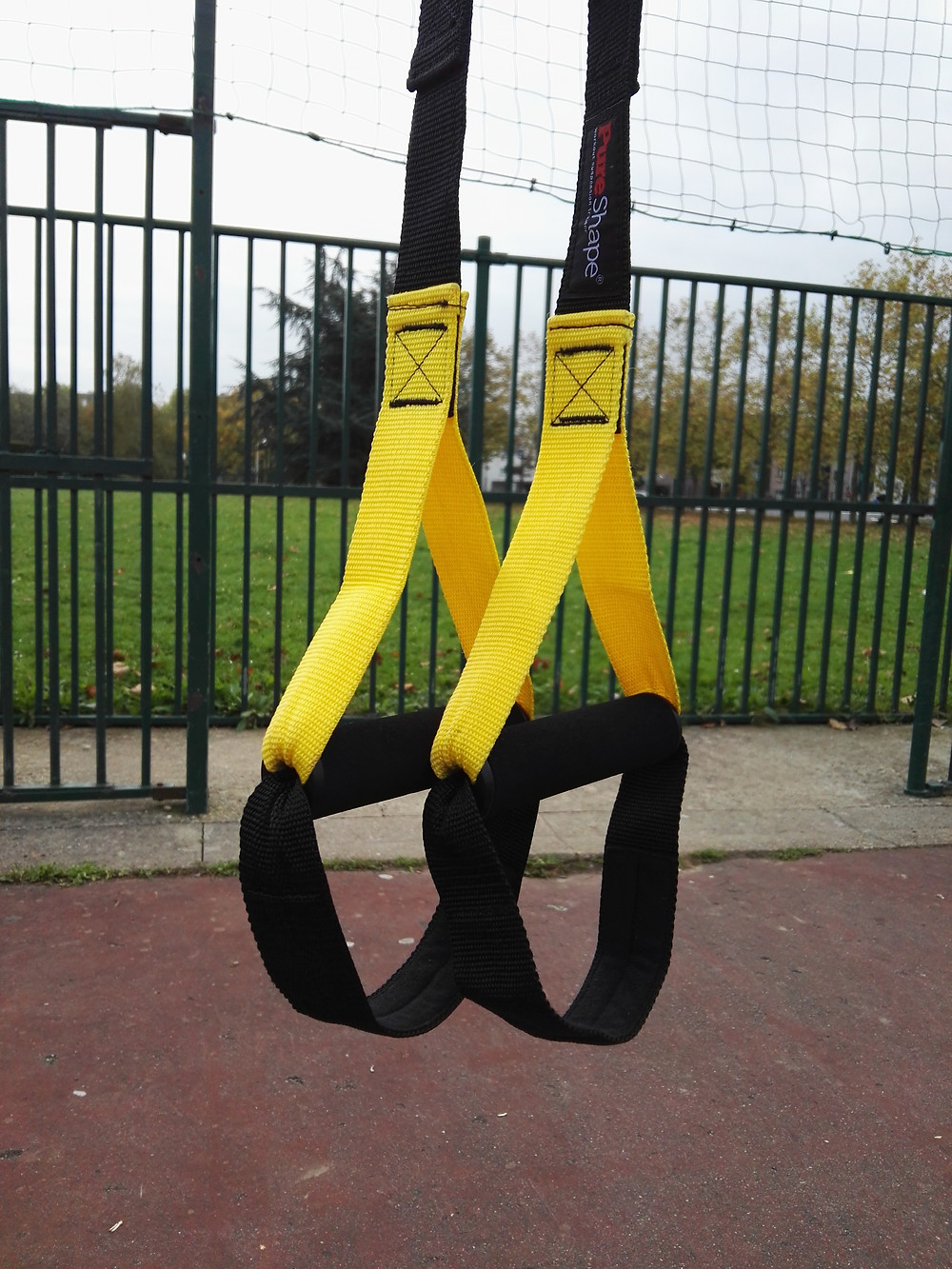 sangles suspension fitness
