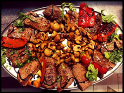 Mixed grill voor 2 pers.