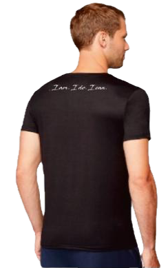 Mentally Strong T-Shirt (B - Back)