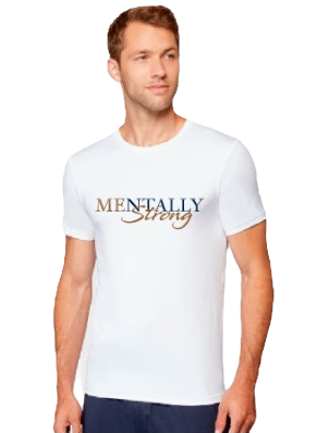 Mentally Strong T-Shirt (W - Front)