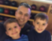 Freddy Sandoval and his children - The Choice to Believe LLC