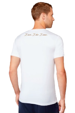 Mentally Strong T-Shirt (W - Back)