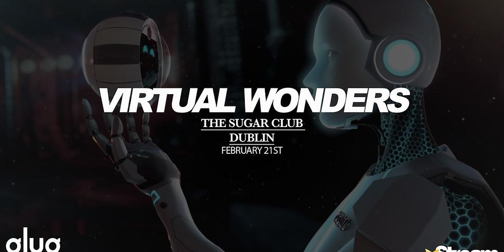 Glug Dublin - Virtual Wonders