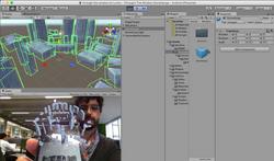 2D Image Triggers 3D Model