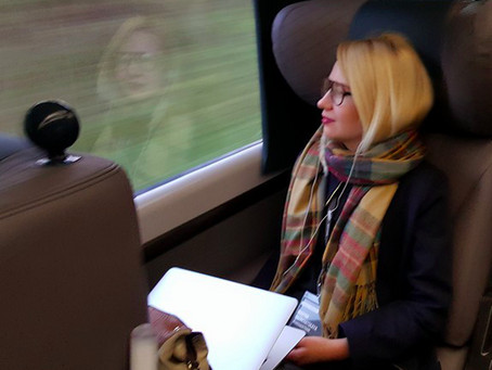 Trainspiration – Around England on HackTrain 2.0