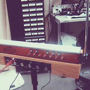 Theremin Controller