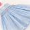 Thumbnail: Smocked - Light blue print Emma Dress