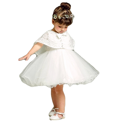 Baby Girl Dress 3-24 Months 2pcs /Set - Special Occasion dress