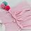 Thumbnail: Smocked - Pink Stripe Dress