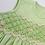 Thumbnail: Smocked - Emma Pastel Green Dress
