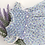 Thumbnail: Smocked - Purple Floral Dress And Bloomer