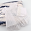 Thumbnail: Smocked - Newborn / Baby White Dress With Bonnet