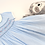 Thumbnail: Smocked - Light Blue Smocked Dress