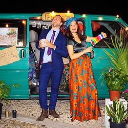 Emma & Willem vieren feest in Spanje