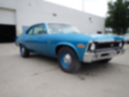 Chevy Nova   Classic Car/Automotive Restoration   That's Minor Customs