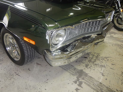 1973 Dodge Dart | Classic Car Repair | That's Minor Customs
