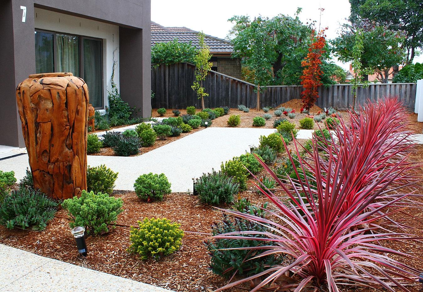 landscaping melbourne garden design intrinsic landscapes