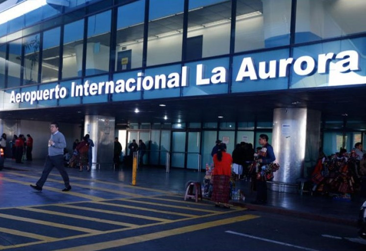 "Guatemala International Airport ""La Aurora"""