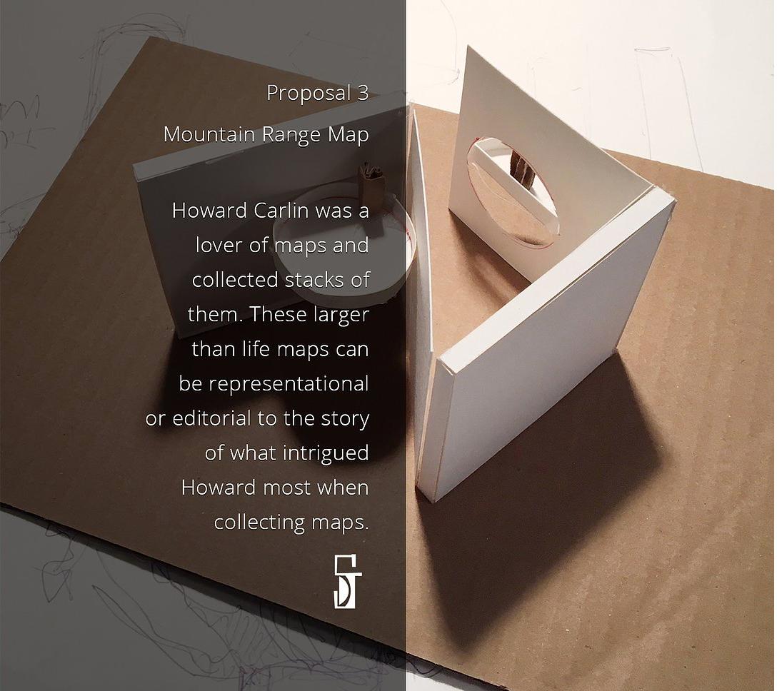 Howard Carlin Memorial Concept