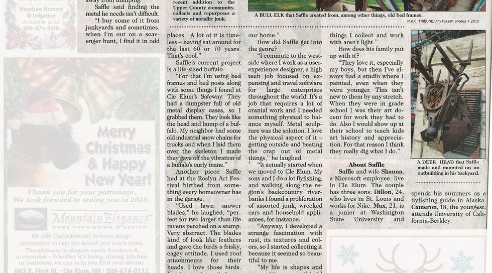 Kittitas County Tribune