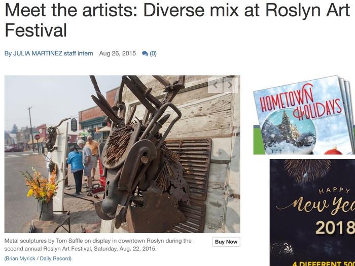 Roslyn Art Show