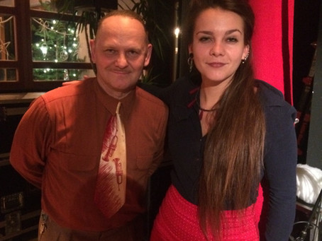 Ghalia Vauthier & Jack O Roonie