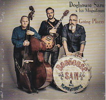 Doghouse Sam CD