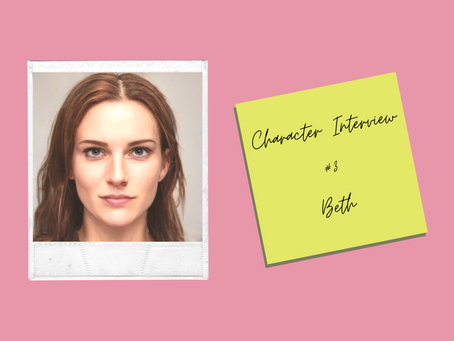 Character Interview #3